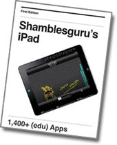 Shamblesguru's iPad with 1400 Edu Apps