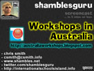 Web 2.0 Workshops in Sydney Australia