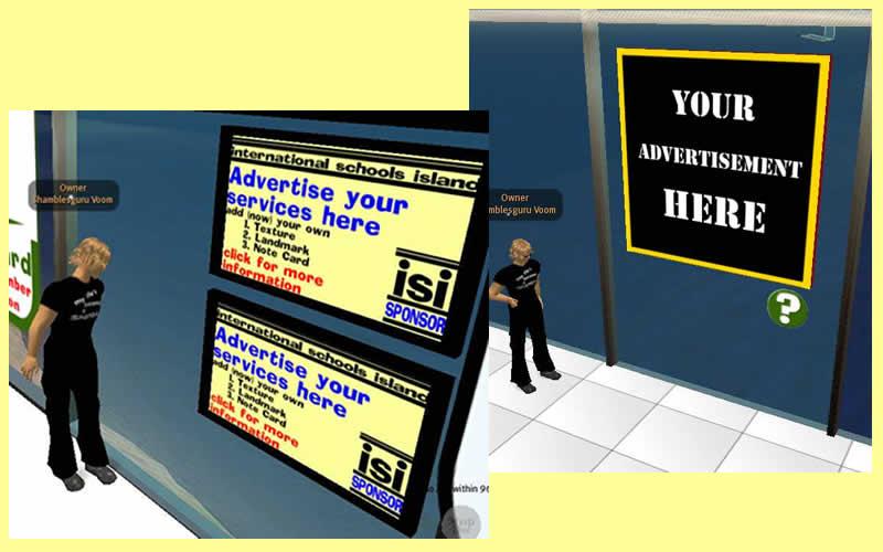 International Schools Island : Sponsorship and Advertising ...